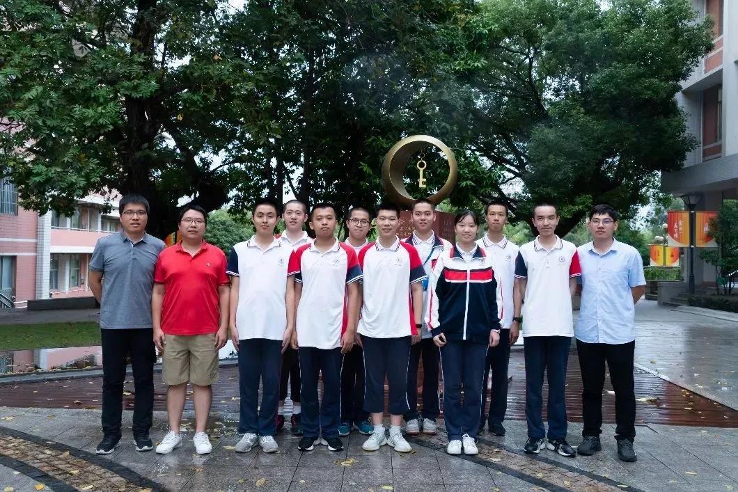 13人入选物理竞赛省队!9人来自这所学校!